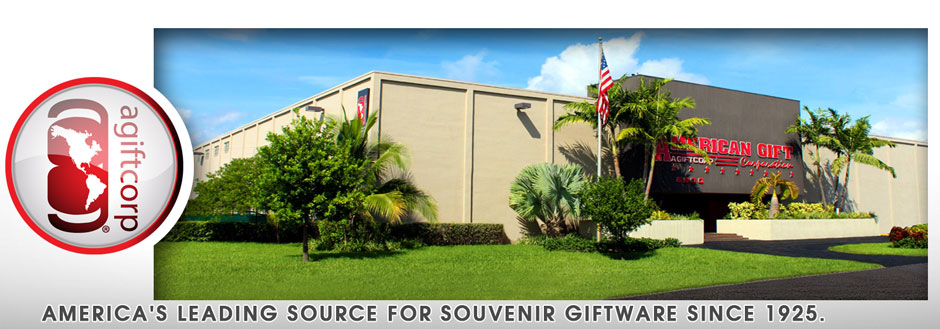 America's Leading Source For Wholesale Souvenir Giftware Since 1925.